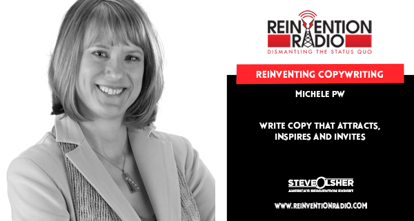 Michele PW - Reinventing Copywriting