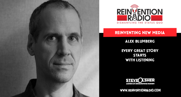 Alex Blumberg - Reinventing New Media