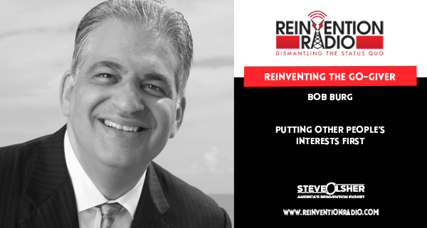 Bob Burg - Reinventing The Go-Giver