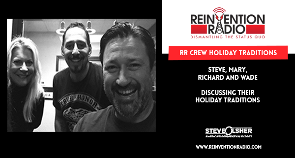 Melanie Benson - RR Crew Holiday Traditions