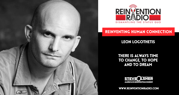 Leon Logothetis - Reinventing Human Connection