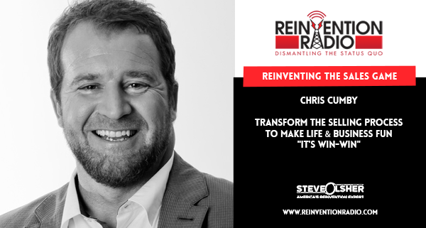 Chris Cumby - Reinventing the Sales Game