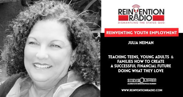 Julia Neiman - Reinventing Youth Employment