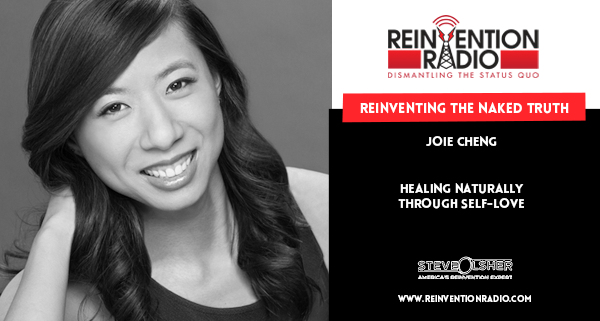 Joie Cheng - Reinventing the Naked Truth