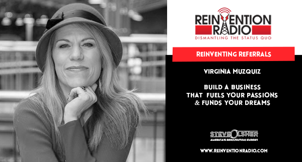 Virginia Muzquiz - Reinventing Referrals