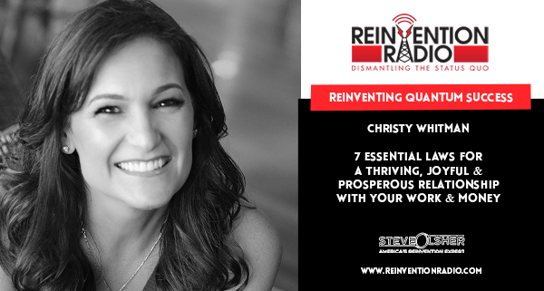 Christy Whitman - Reinventing Quantum Success
