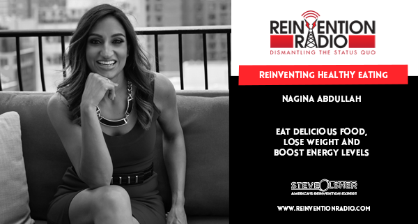 Nagina Abdullah on Reinvention Radio