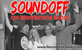 EP0179: Soundoff on Reinvention Radio – Influence – what it means to be an influencer