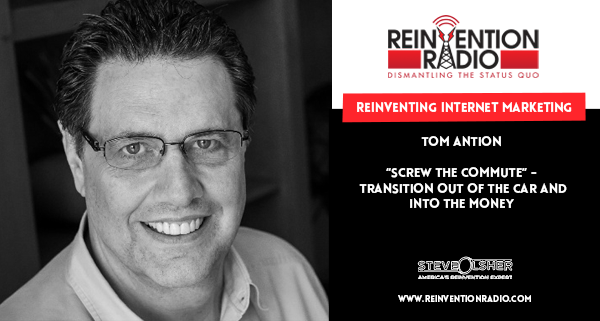 Tom Antion - Reinventing Internet Marketing