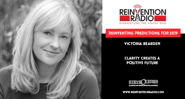 Victoria Bearden, Reinventing Predictions for 2019