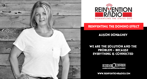 Alison Donaghey - Reinventing the Domino Effect