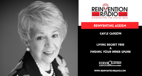 Gayle Carson, Reinventing Ageism