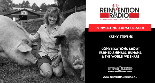 Kathy Stevens - Reinventing Animal Rescue