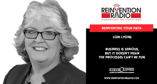 Lori Lyons - Reinventing Your Path