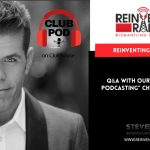 REINVENTING TOP DADS IN PODCASTING
